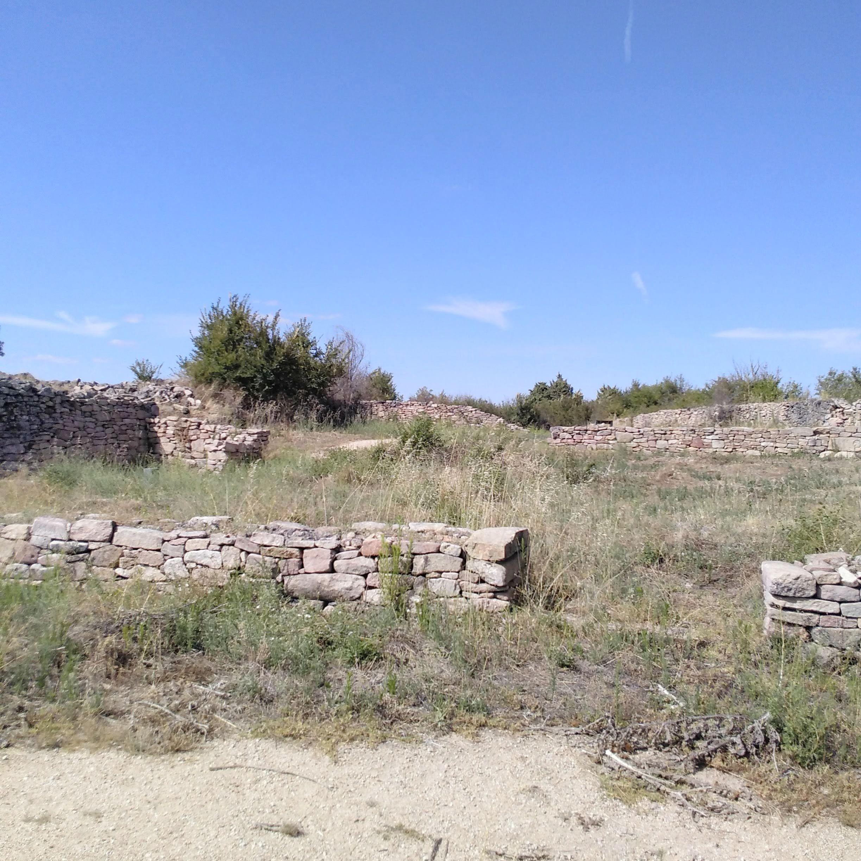 Campo con muros 1