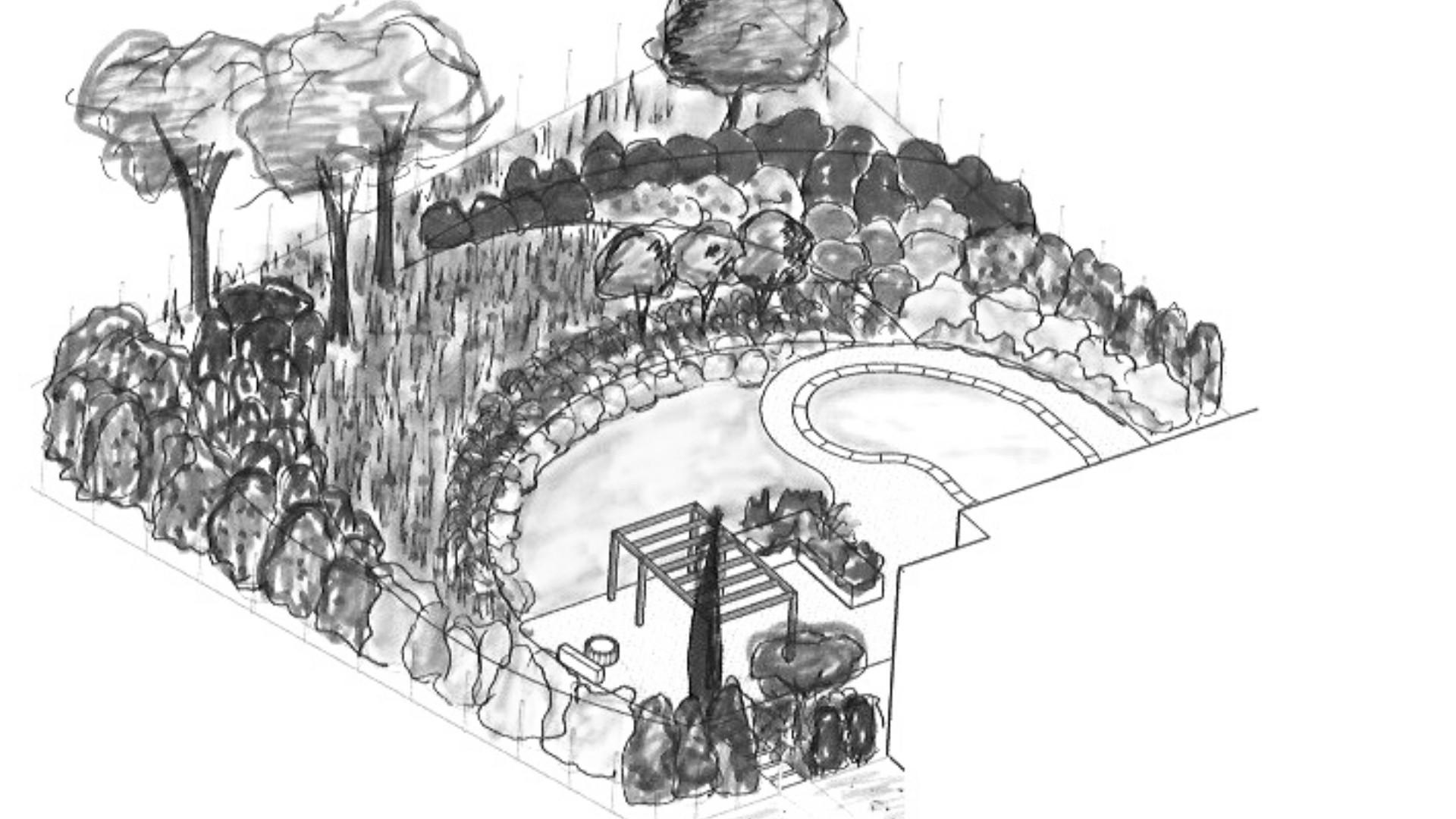 Jardin de Ciervos