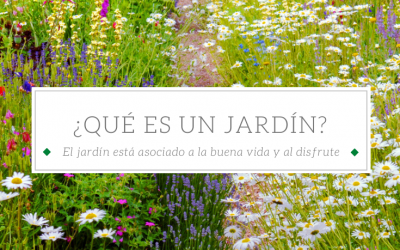 ¿Qué es un jardín? Definición de Jardín.